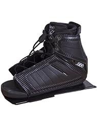 Jobe Comfort Slalom Bindings, color negro, tamaño 11/14
