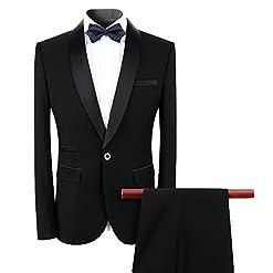 2 Piece Wedding Suits