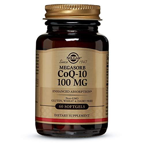 Solgar - Co Q 10, 100 mg, 60 softgels