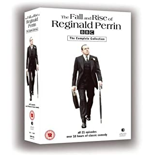 The Fall And Rise Of Reginald Perrin : The Complete BBC Series Collection [1976] [DVD]