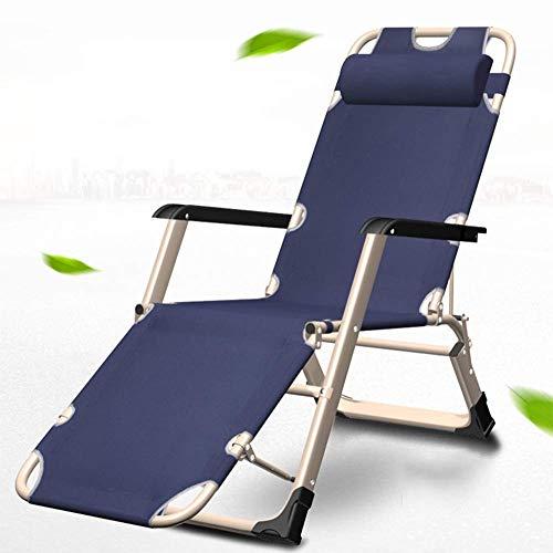 Übergroße Zero Gravity Stühle Klappbarer Liegestuhl, Lounge Patio Stühle Outdoor Beach Patio Lounge Sessel Breitere Armlehne Mit Kissen - Sling Patio Möbel