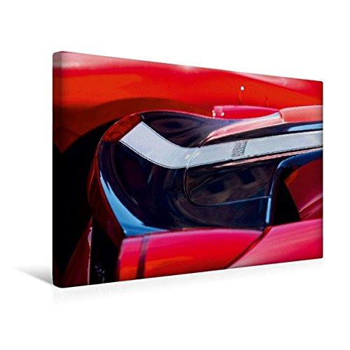 Preisvergleich Produktbild Premium Textil-Leinwand 45 cm x 30 cm quer, Ferrari 458 Italia Speciale | Wandbild, Bild auf Keilrahmen, Fertigbild auf echter Leinwand, Leinwanddruck (CALVENDO Mobilitaet)