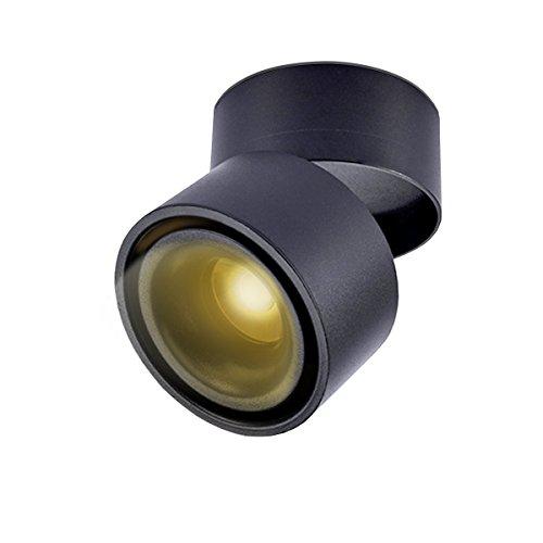 Lámpara LED de techo y pared blanco cálida 10W LANBOS