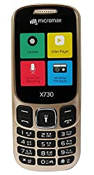 micromax x730 (champagain with wireless fm)
