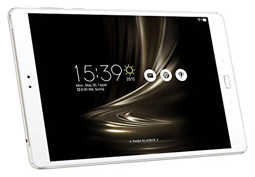 Asus ZenPad 3S Z500M-1J006A 24,6 cm (9,7 Zoll 2k Display) Tablet-PC (MediaTek 8176 Hexa-Core, 4GB RAM, 64GB Datenspeicher, Android 6.0) silber
