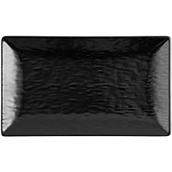 Utopia K90025/Soho Aqua Assiette rectangulaire lot de 6 21/cm x 14/cm 21,6/x 14/cm