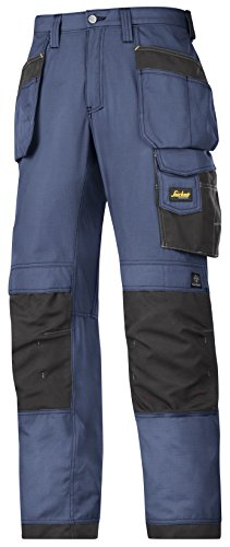 snickers-3213-craftsman-hp-trousers-rs-navy-black-44