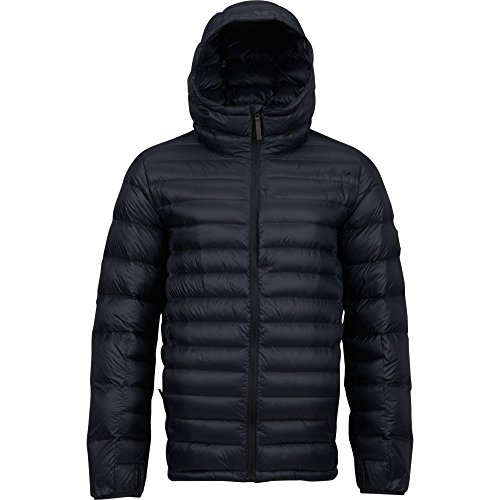 Burton Herren Evergreen Hooded Down Insulator Funktionsjacke, True Black, XL