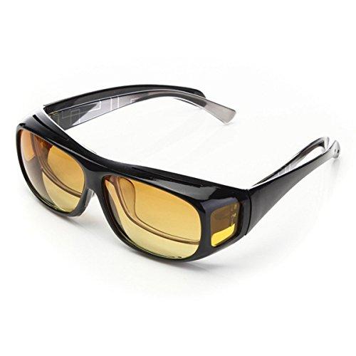 Anray HD Vision wraparounds und Gläser um