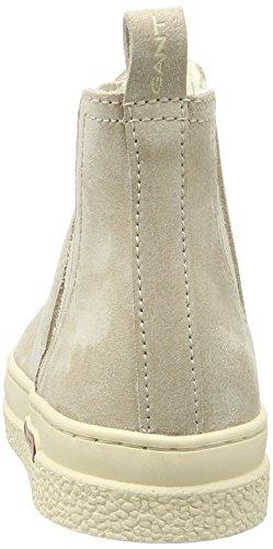 Gant Maria, Bottes courtes avec doublure chaude femme Beige - Beige (taupe G24)