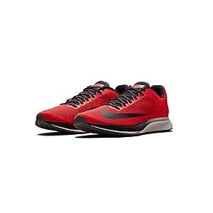 Nike Air Zoom Elite 10, Zapatillas para Hombre, (Bright Crimson/Oil Grey/Phantom 001), 41 EU