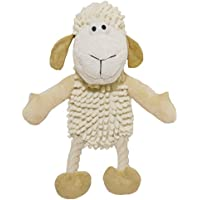 Rosewood Farmyard Sheep Dog Toy