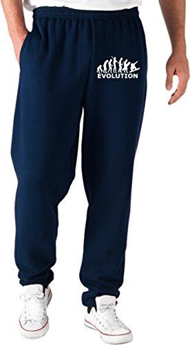 T-Shirtshock - Pantaloni Tuta EVO0052 Snowboard Evolution Maglietta, Taglia M (Hose Snowboard Evolution)
