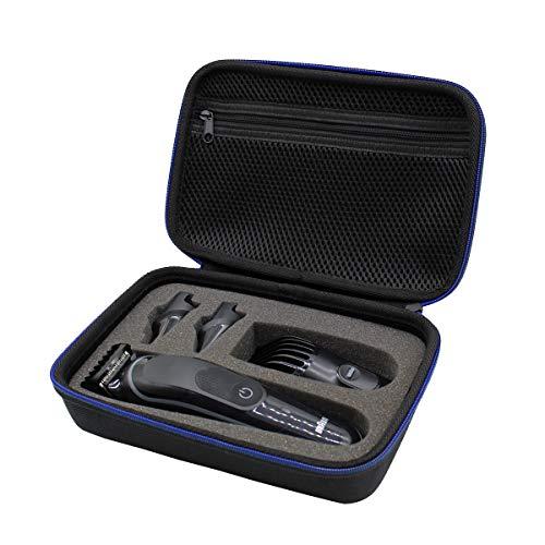 Duro Viaje Estuche Bolso Funda para Braun MGK3085 MGK3080 MGK3040 MGK3060 MGK 3020 - Set de afeitado...