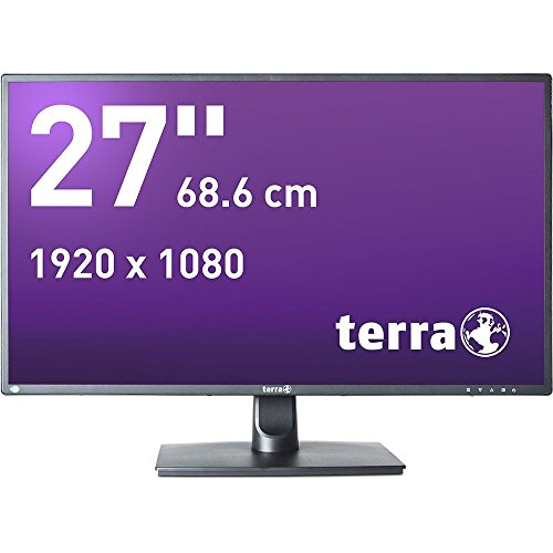 \'Wortmann AG Terra 2756 W 27 Full HD AD-PLS matt schwarz