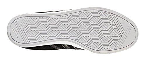 adidas Damen Freizeit- und Fitness-Schuh Sneaker Courtset W schwarz CORE BLACK/CORE BLACK/COPPER MET.