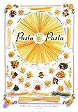 Kunstdruck/Poster: Michael Stockmann Pasta Pasta - hochwertiger Druck, Bild, Kunstposter, 70x100 cm