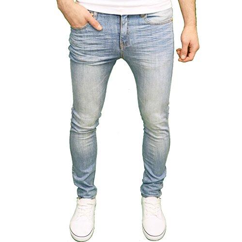 526Jeanswear–Pantalones vaqueros skinny fit...