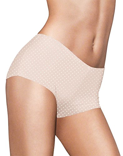 Maidenform Maidenform Comffort Devotion Extra Coverage Brief-Calze modellanti Donna    Shell/Ivory Dot 40