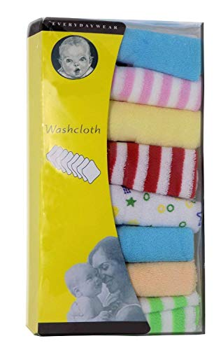 Majik Kid Towel for Newborn Baby for Bath, Extra Soft Hand and Face Care Towel to Baby Delicate Skin, 35 Gram, Pack of 1 (M2)