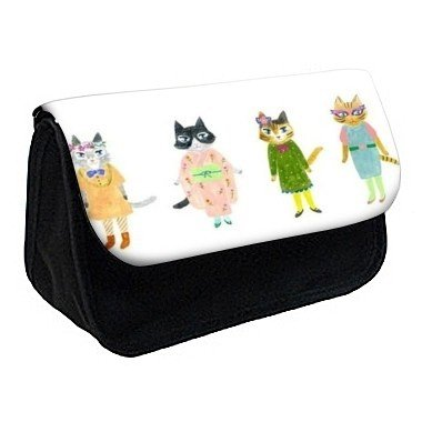 Youdesign - Trousse à Crayons/ Maquillage chat ref 295 - Ref: 295