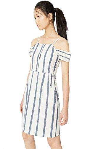 mango-striped-cotton-day-dress-size8-colorsky-blue