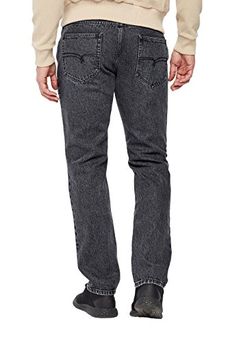 next Herren Jeans Schmale Passform Herren-Jeans Jeanshose Denimhose Freizeithose Dunkelgrau