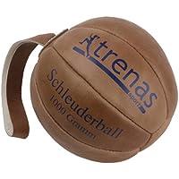 Original TRENAS Schleuderball aus Leder - Für das Deutsche Sportabzeichen
