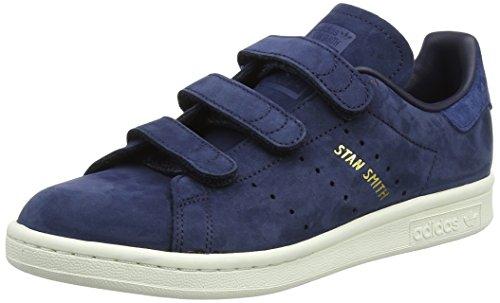 adidas Stan Smith CF W, Chaussures de Fitness Femme, Bleu Tinley/Indnob 000, 38 2/3 EU