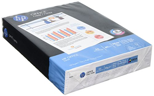Hewlett Packard - Kopierpapier DIN A4, 80 g/qm, 500 Blatt, hochweiß - Bild 2