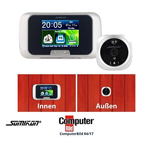 Somikon Digitale Türspion-Kamera thumbnail