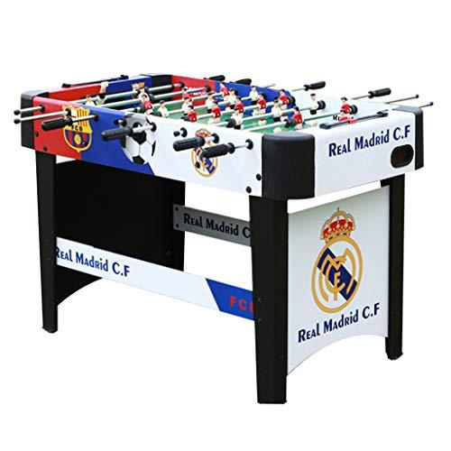Tischkicker Outdoor-Fitness Standard 8-Tischfußballmaschine Für Erwachsene Spielzeug Spieltisch Großer Indoor-Fußballtisch Geschenke Einkaufszentren Spielkonsolen Für Erwachsene Fun-Sportarten