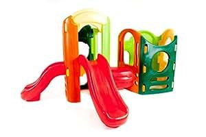 little tikes 440w00060 plein air centre d 39 activit s 8 en 1 jeux et jouets. Black Bedroom Furniture Sets. Home Design Ideas