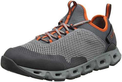 Columbia High Rock, Zapatillas para Hombre, Gris (Monument, Tangy...