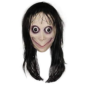 molezu Momo Máscaras De Látex,
