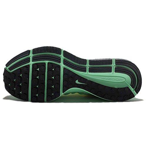 Nike Jungen 859623-700 Trail Runnins Sneakers VOLT/MTLC RD BRNZ-HS