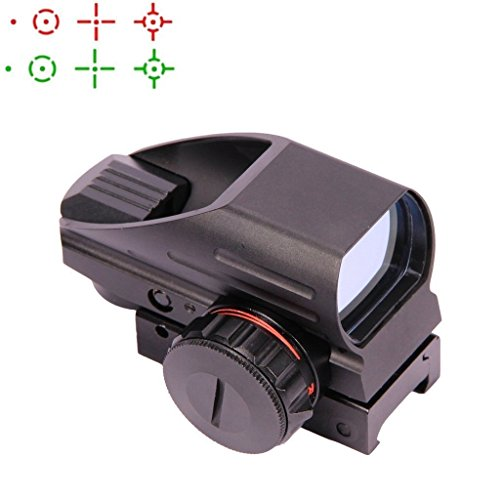 BigTron Triplespark 4 Reticle Holographic Red Green