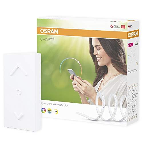 OSRAM SMART+ Switch Kit LED Streifen RGB Garten IP65 Außen + Fernbedienung weiß Auswahl 1er Set
