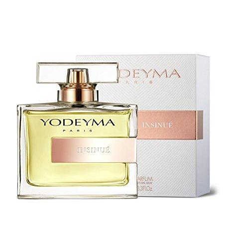 Profumo Donna Yodeyma INSINUE' Eau de Parfum 100 ml (Classique - Jean Paul Gaultier)
