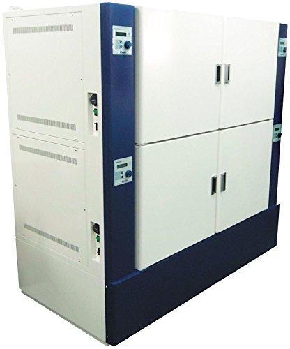 Witeg Brutschrank WIM-4 4x125L 70°C, forcierte Luftbewegung, inkl. 8 Einschubgitter, für verschiedenste Laboranwendungen