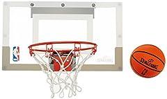 Idea Regalo - Spalding, Tabellone per canestro NBA Slam Jam Teams, Taglia Unica