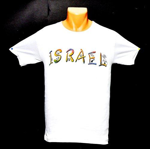 Hohe Qualität T-shirt (springnahal Israel T-Shirts Hohe Qualität 100% Baumwolle (S) (M) (L) (XL) (XXL))