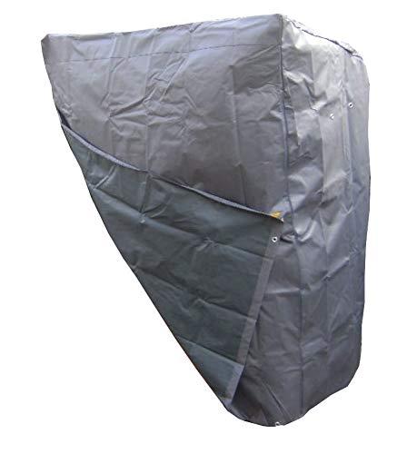 colourliving Strandkorb Schutzhülle XL 130 cm breit Schutzhaube Strandkorb Hülle 420D Abdeckung für Strandkörbe