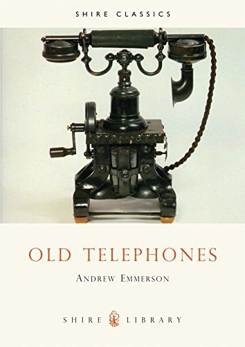 Old Telephones (Shire Library) by Andrew Emmerson (2010-11-23)