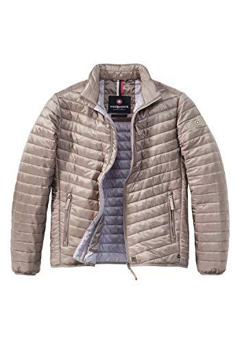 Michaelax-Fashion-Trade Redpoint - Leichte Herren Stepp-Jacke, Walker (R701782648000), Größe:M, Farbe:Taupe/beige (0400) - Taupe Blazer Jacke