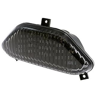 Rücklicht LED Motorrad getönt, GSF 600 Bandit 95-99, GSF 1200 96-00