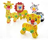 #9: AdiChai Disassembly and Assembly Wooden Animal Toys