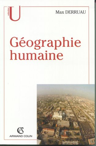 Gographie humaine