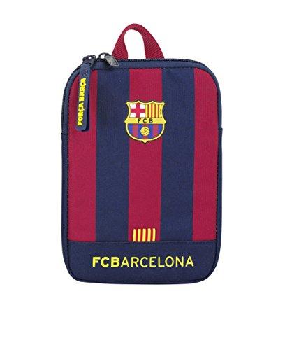 F.C. Barcelona - Funda para tablet de 7.9', 15 x 21 x 2 cm (Safta 611525733)
