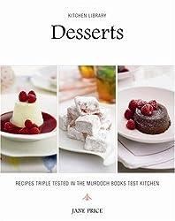 Kitchen Library - Desserts by Murdoch Books (2009-04-20)